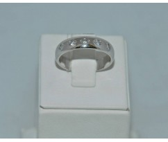 Серебрянное мужское кольцо артикул: 62551