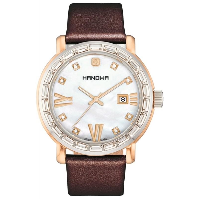 Часы Hanowa 16-6019.04.007 Часы Skagen 358XSRM